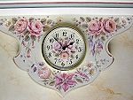 European Flower Clock Pattern Packet