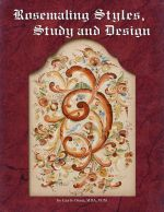 Rosemaling Styles, Study and Design Vol III DVD