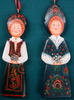 Norwegian Doll Ornaments Packet