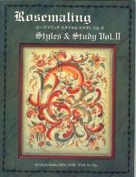 Rosemaling Styles and Study Book, Vol II EBook