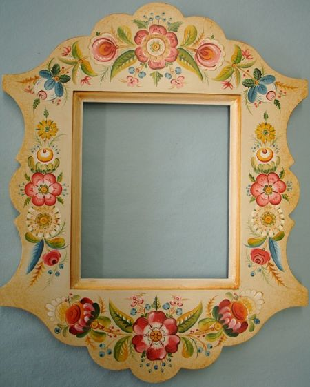 Os Mirror Frame Pattern Packet