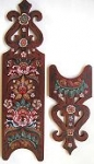 Hallingdal Door Escutcheon Pattern Packet